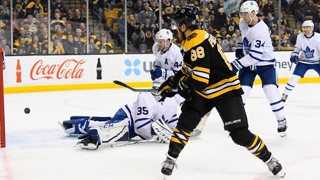 NHL | Live: Торонто — Бостон 2:0!